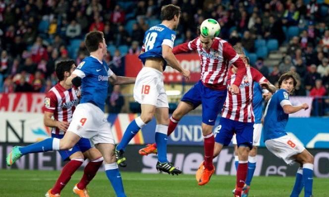 Atletico Madrid vs Reus Deportiu