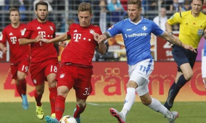 Bayern Munich vs Darmstadt