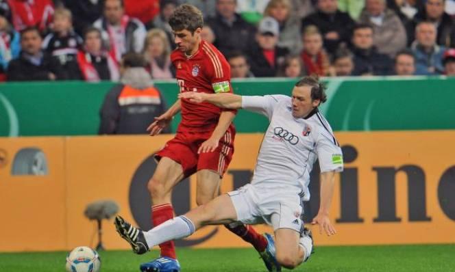 Bayern Munich vs Ingolstadt
