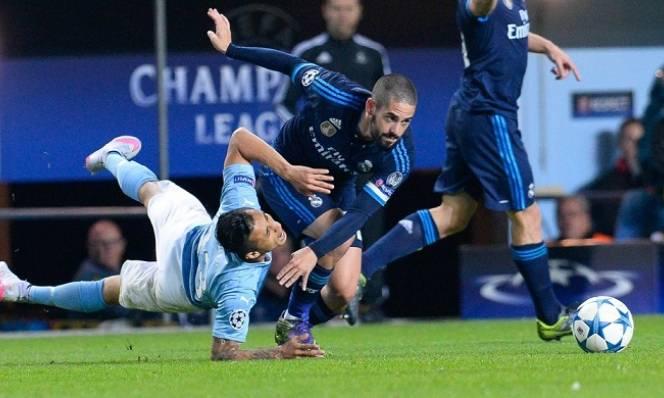 Real Madrid vs Malmo