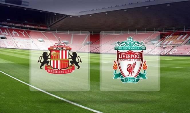 Sunderland vs Liverpool