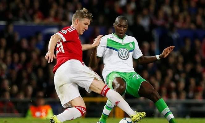 Wolfsburg vs MU
