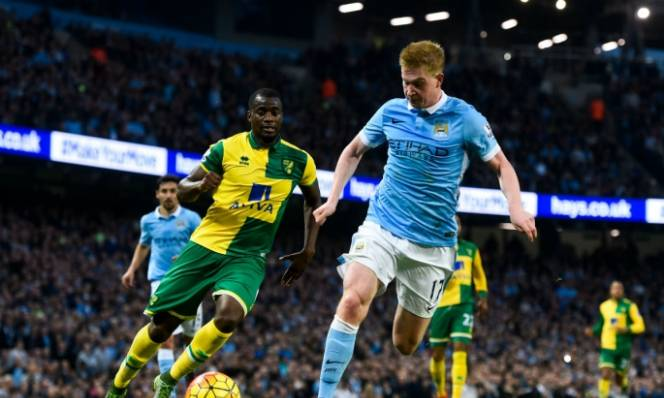 Norwich vs Man City
