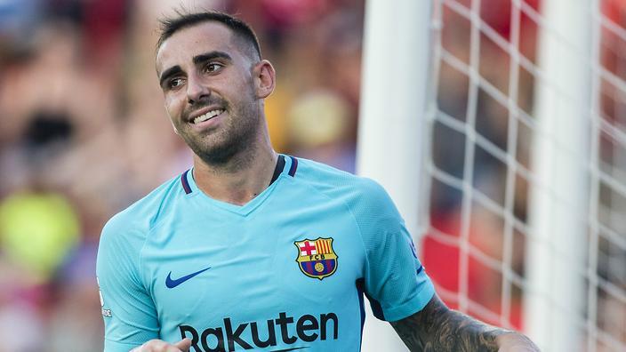 Barca bán người thừa Alcacer,MU thỏa thuận Griezmann