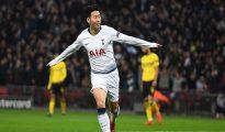 Son Heung-min là gà son của Tottenham