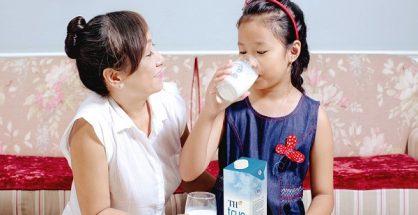 Nằm mơ thấy uống sữa có ý nghĩa như thế nào