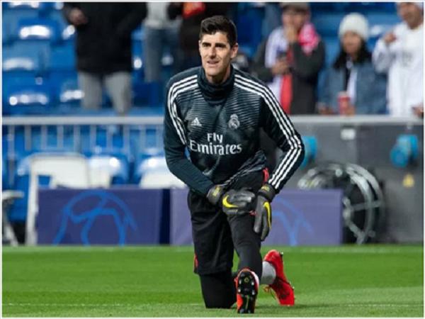 Bị Zidane loại bỏ, Courtois phản ứng thế nào?