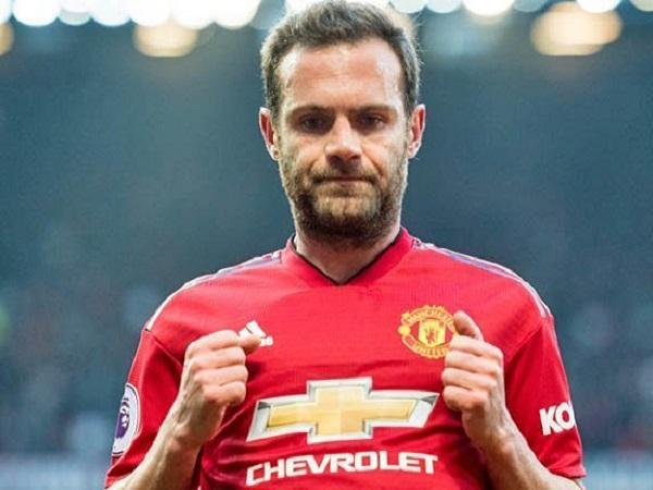 Mata xác nhận khả năng rời M.U đến Man City và Liverpool