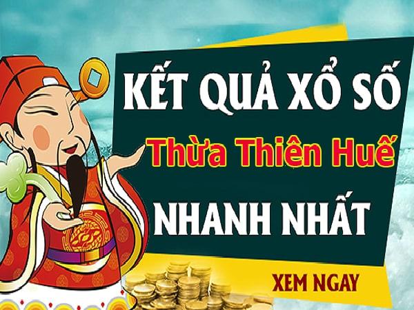 Dự đoán kết quả XS Thừa Thiên Huế Vip ngày 02/12/2019