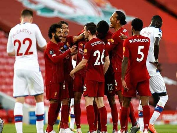Liverpool vô địch Premier League 2019/20