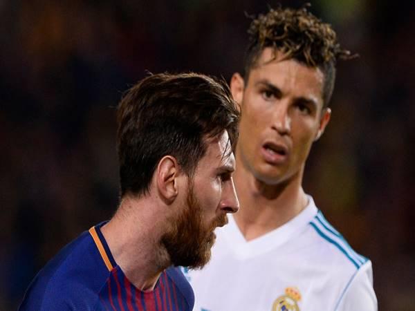 Ronaldo và Messi là bạn hay là thù