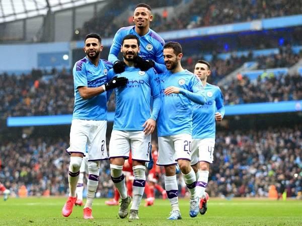 Ý nghĩa logo Manchester City