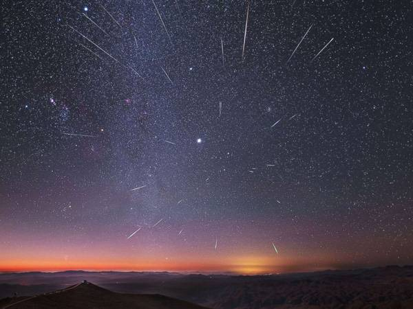 Mơ thấy sao băng là điềm báo lành hay dữ?
