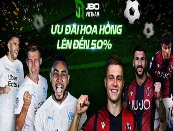 Jbo là đối tác với rất nhiều câu lạc bộ xịn sò.