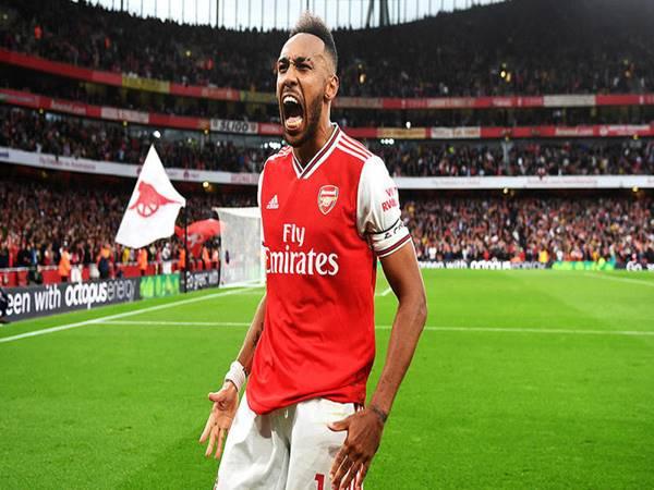 Pierre-Emerick Aubameyang - Ngôi sao số 1 của Arsenal