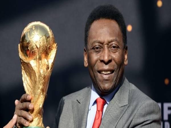 Top 5 thần đồng bóng đá brazil nối tiếng nhất trong lịch sử