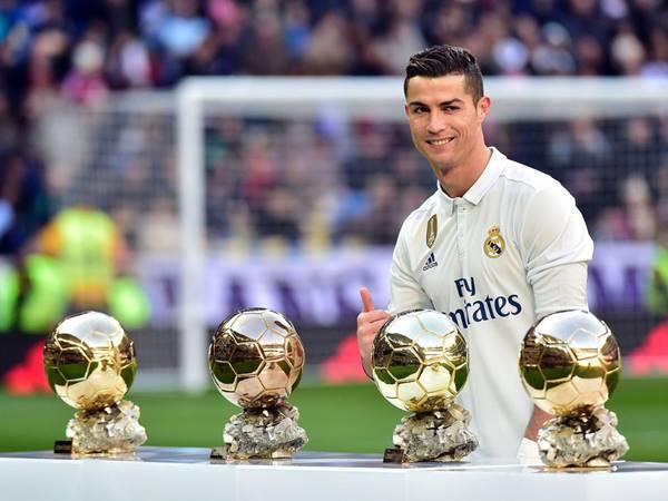 Lương Ronaldo qua các thời kỳ choáng ngợp ra sao?