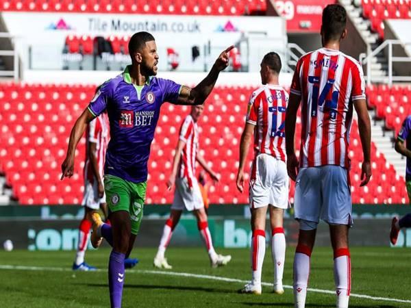 Nhận định bóng đá Bristol City vs Stoke (21h00 ngày 2/4)