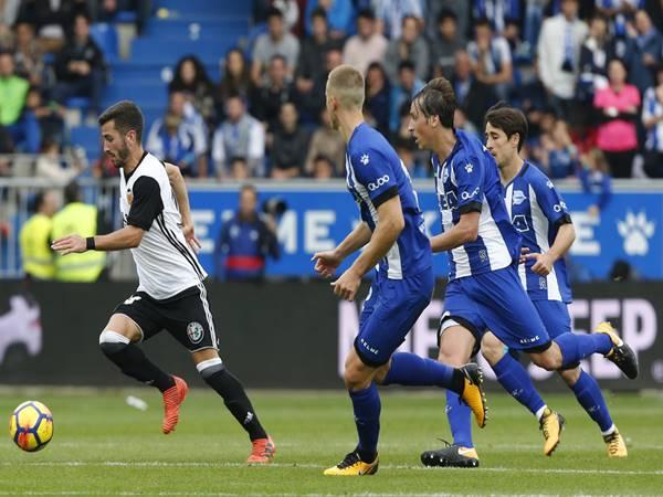 Nhận định bóng đá Valencia vs Alaves (23h30 ngày 24/4)