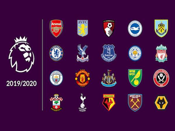 Top 5 logo các đội bóng Ngoại Hạng Anh ấn tượng nhất