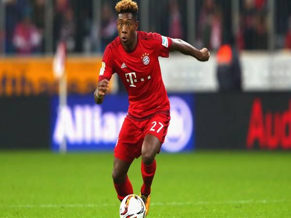 Tiểu sử David Alaba - Hậu vệ trái của đội bóng Bayern Munich