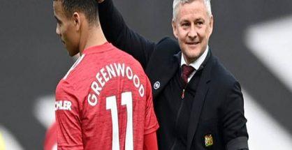 Tin bóng đá 19/4: Solskjaer khen ngợi Greenwood sau trận đấu Burnley