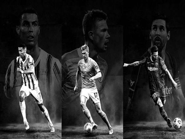 Top 7 cầu thủ xuất sắc nhất thế giới hiện nay mà bạn nên biết