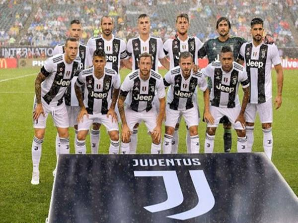 Juventus - Đội bóng được yêu thích nhất thế giới