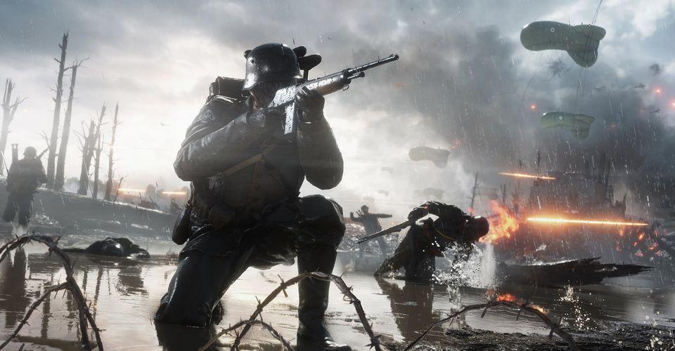 Mọi trò chơi Battlefield không có trong Cổng thông tin của năm 2042