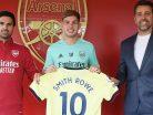 Emile Smith Rowe ký hợp đồng Arsenal dài hạn mới